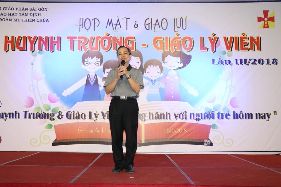 Đại Hội Huynh Trưởng – Giáo lý viên hạt Tân Định 2018