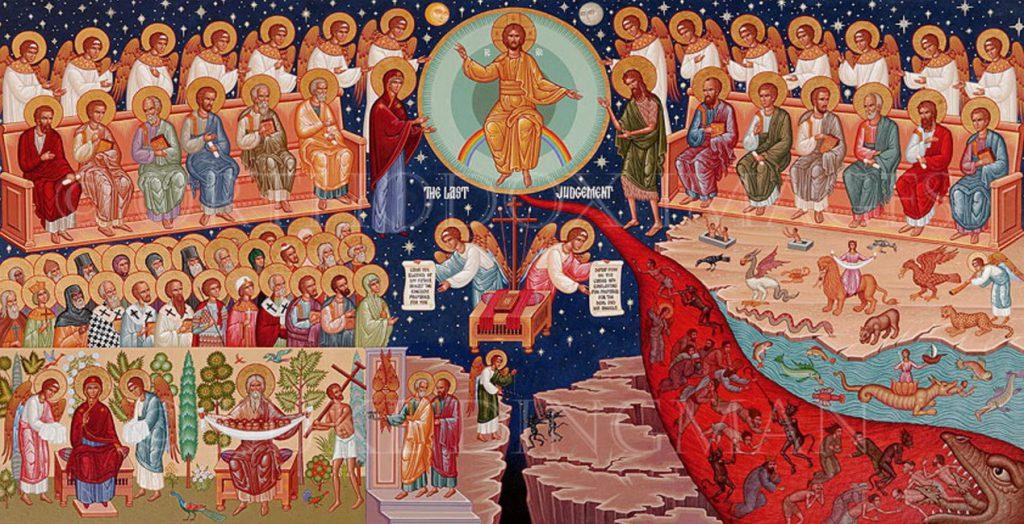 Nước trời là của họ (01.11.2018 – Lễ Các thánh nam nữ)