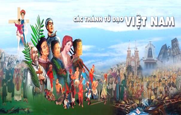 24.11.2018 – Thứ Bảy Kính Các Thánh Tử Đạo Việt Nam