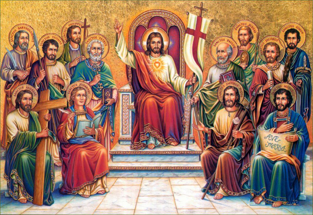 Anh em làm chứng cho Thầy (27.11.2018 – Thứ ba Tuần 34 TN)