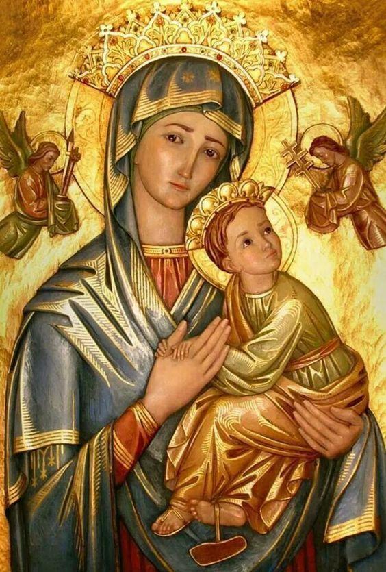 Ghi nhớ và suy niệm trong lòng (01.01.2019 – Thánh Maria, Mẹ Thiên Chúa)
