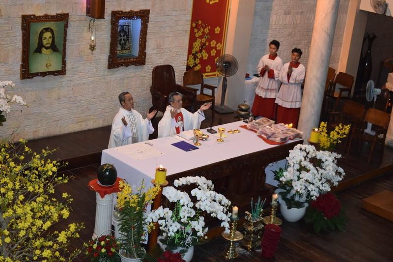 Thánh Lễ Giao Thừa 2019