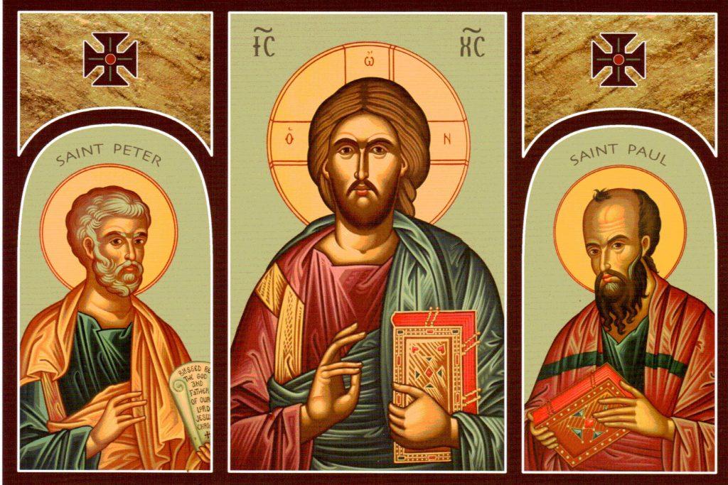 29-06 Thánh Phêrô và Thánh Phaolô