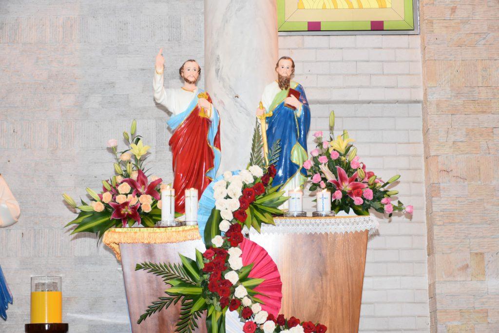 Lễ Thánh Phêrô & Phaolô – Bổn mạng Hội Đồng Mục Vụ Giáo Xứ – 2019