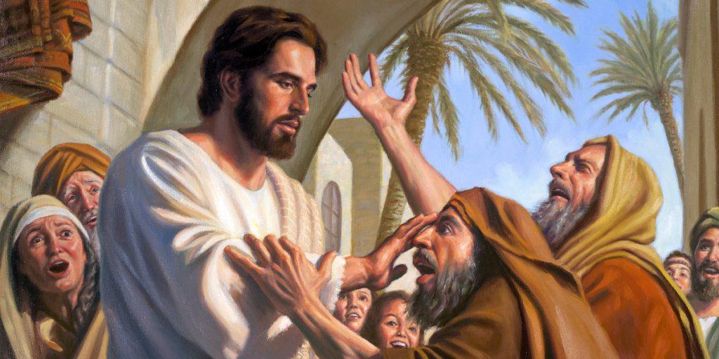 Truyền giáo là yêu thương người tật nguyền