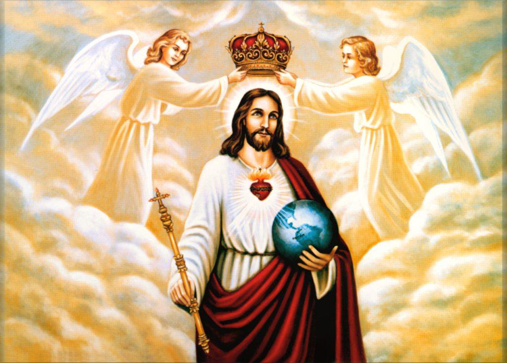 Khi Tình Yêu Lên Ngôi – LỄ ĐỨC GIÊSU KITÔ VUA VŨ TRỤ