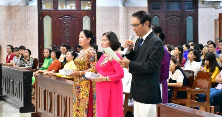 Mừng lễ Chúa Hiển Linh – Bổn mạng Họ Giáo Hiển Linh 2019
