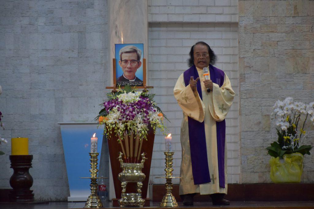 Thánh lễ giỗ lần thứ 29 (1991-2020) của Cha cố Mát-thêu Phạm Công Ngơi