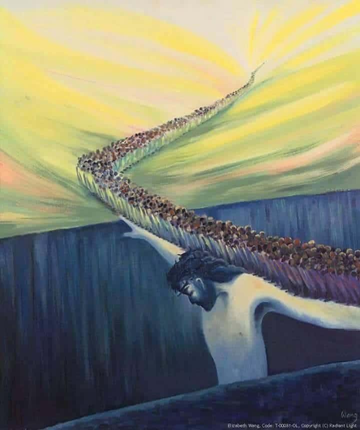 Đức Giêsu Kitô – ĐƯỜNG TÌNH YÊU