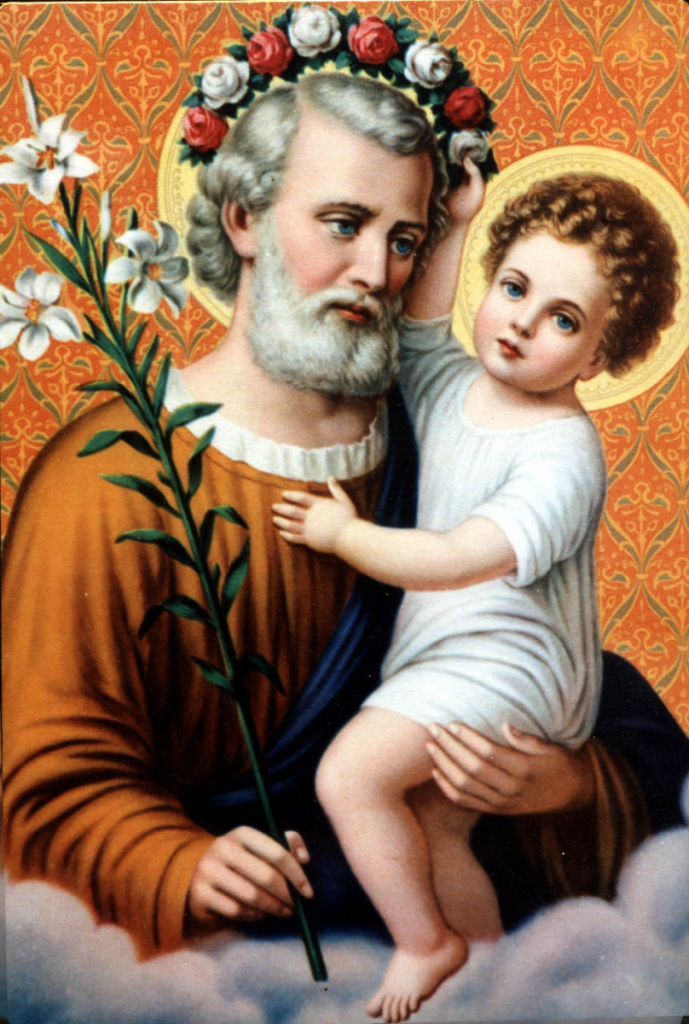 Thánh cả Giuse là vị thánh rất đặc biệt