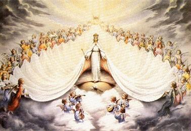 ĐỨC BÀ NHƯ LẦU ĐÀI ĐA-VÍT VẬY