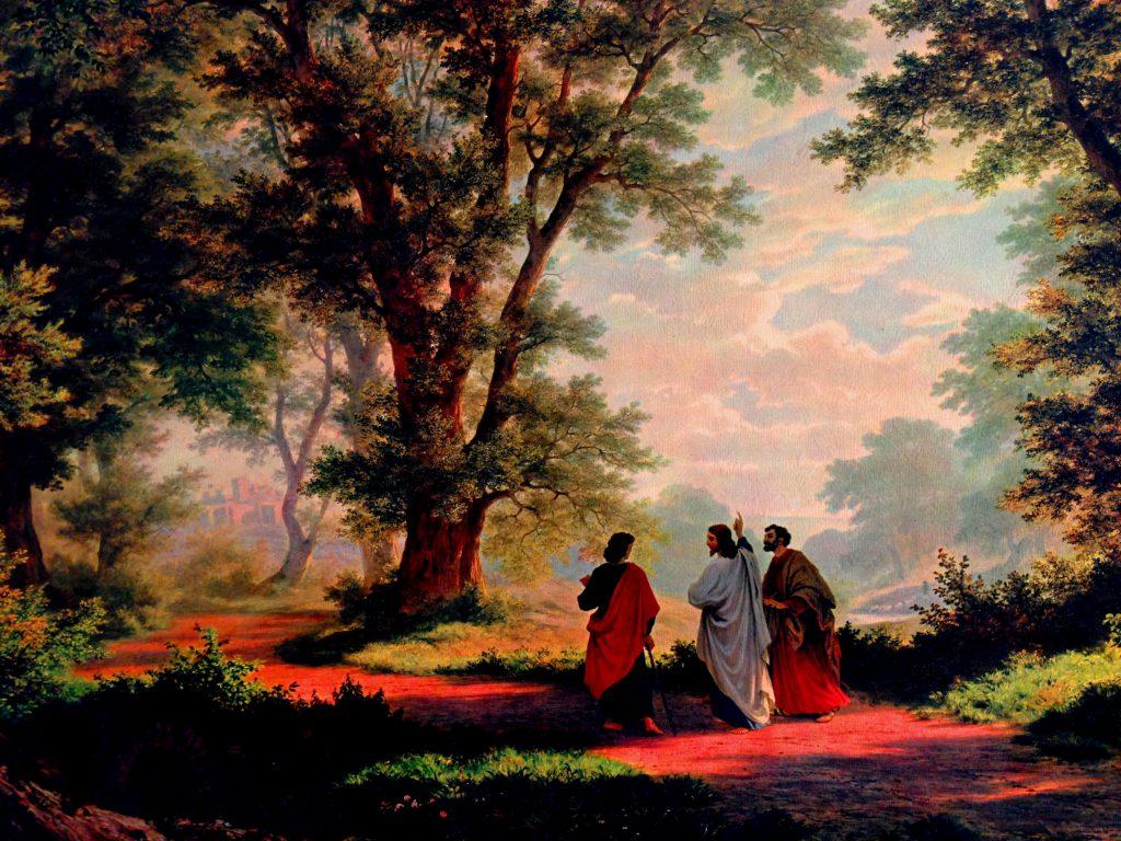 Thiên Chúa đang đi với con người trong đại dịch – Suy niệm CN III Phục Sinh