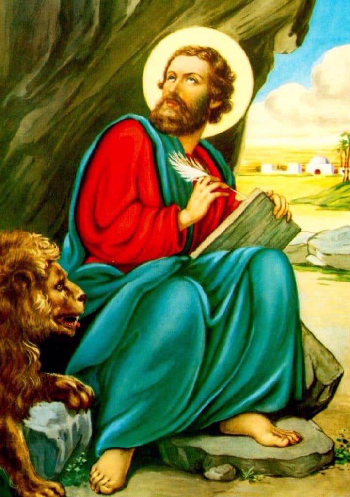 Anh em hãy đi khắp tứ phương thiên hạ, loan báo Tin Mừng – Lễ Thánh Mác-cô