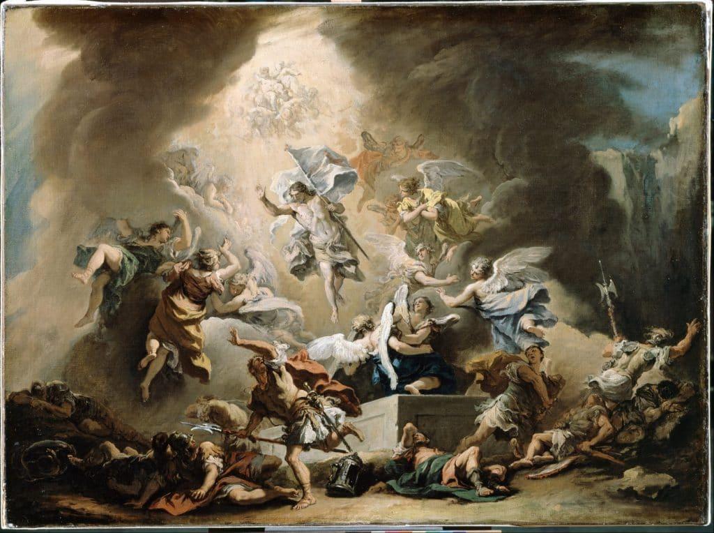 Tại sao quan tâm Chúa Phục Sinh?