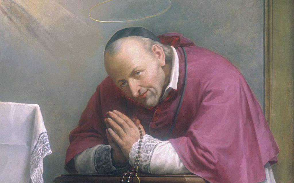 Rước lễ thiêng liêng theo gương một vài vị thánh