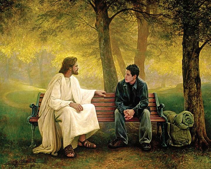 Bạn trẻ với Chúa Giêsu