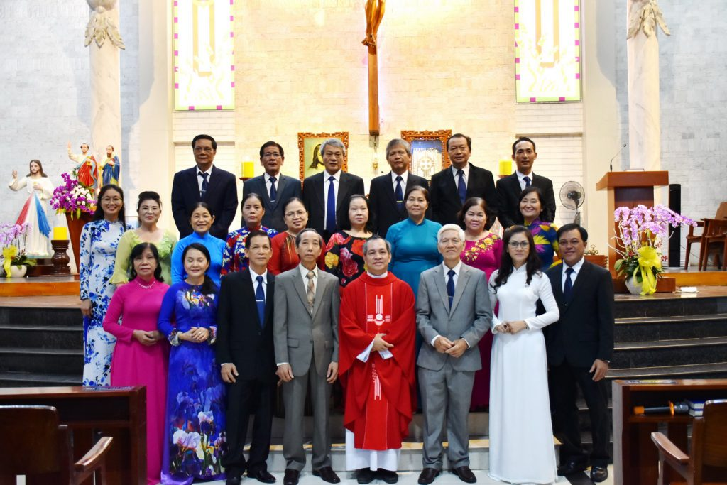 Lễ Thánh Phêrô & Phaolô Tông Đồ – BM Hội Đồng Mục Vụ Giáo Xứ 2020