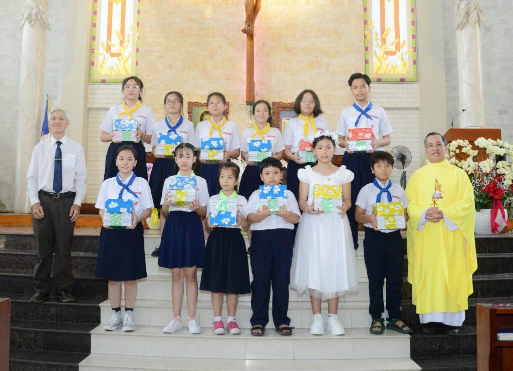 Lễ Mình Máu Thánh Chúa – BM Đoàn TNTT – 14.06.2020