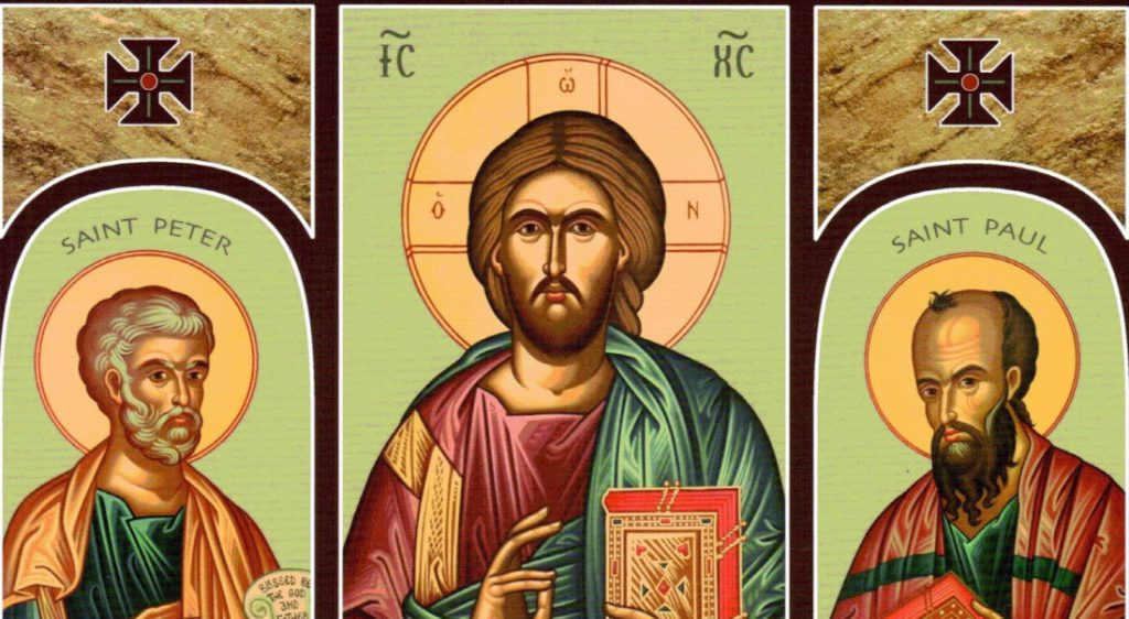 Theo Gương Thánh Phêrô Và Phao-Lô Tông Đồ