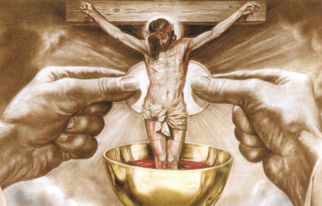 Thánh Thể – Lương thực của tình yêu Thiên Chúa