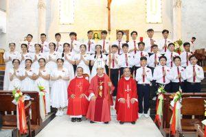 Giáo xứ An Phú: Hồng ân Chúa Thánh Thần 2020