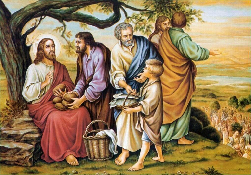 Đừng Để Ai Nghèo Trước Mặt Chúng Ta – Chúa Nhật XVIII TN, năm A