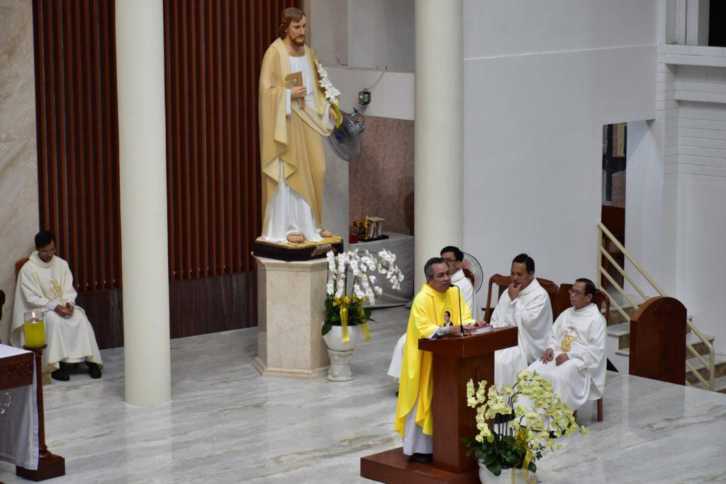 Lễ Thánh Martino – Bổn mạng cha sở Martino Bùi Huy Hòa 03/11/2020