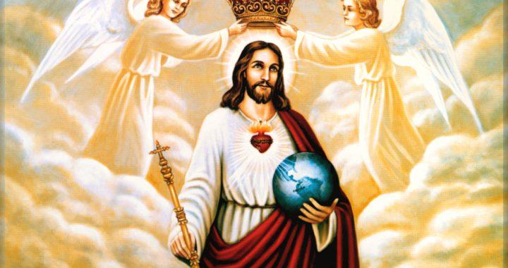 VƯƠNG QUỐC TÌNH YÊU – LỄ CHÚA KI-TÔ VUA