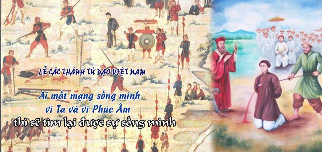 Sống Chứng Nhân Giữa Đời – Lễ Các Thánh Tử Đạo Tại Việt Nam 2020