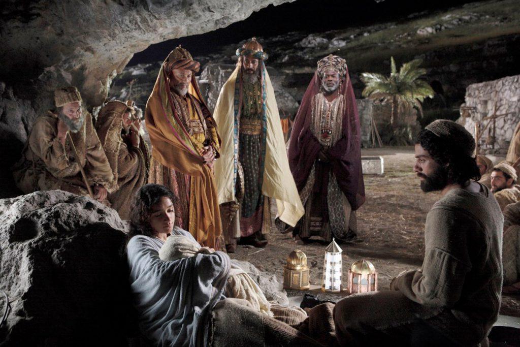 Các đạo sĩ và những lễ vật… mùa Chay?