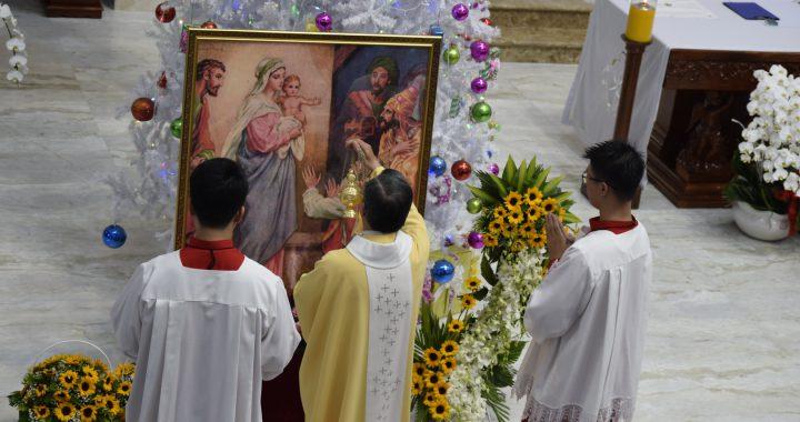 Lễ Chúa Hiển Linh – Bổn mạng Họ giáo Hiển Linh 2021