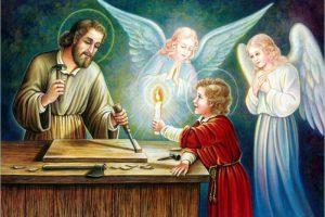 Lời cầu nguyện đầy uy thế trước thánh Giuse