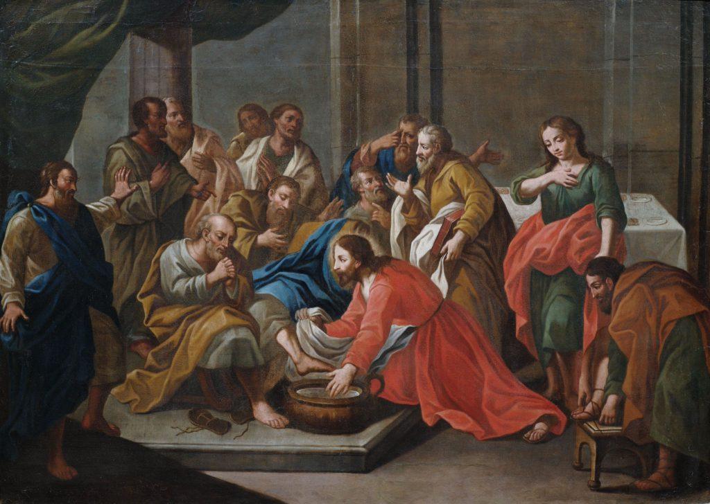 Lời Thầy Năm Xưa – Thứ Năm Tuần Thánh
