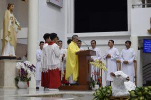 Thứ Năm Tuần Thánh – Thánh lễ Tiệc Ly – 2021